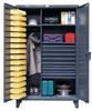 Wardrobe/Bin Drawer Storage -- 46-WBD-243-7DBLD - Image