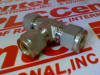 SS SWAGELOK TUBE FITTING UNION TEE 10 MM TUBE OD -- SS10M03