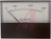 AC VOLTMETERS, 0-300 VAC -- 70009756 - Image