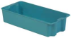 Stack and Nest Container,30x14x7,Blue -- 21P639