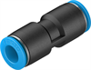 QS-8-50 Push-in connector -- 130688-Image