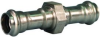 Vic-Press® Threaded Union for Type 304 Sch. 10S - Style P584 - Image