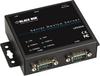 Industrial Server (2) RS232/422/485 DB9 M (1) 10/100Mbps RJ45 -- LES302A - Image