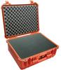 Pelican 1550 Case with Foam - Orange | SPECIAL PRICE IN CART -- PEL-1550-000-150 -Image