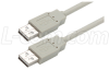 Premium USB Cable Type A - A Cable, 1.0m -- CSMUAA-1M
