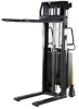 Double Mast Stacker With Power Lift -- HSL-63-FF -Image