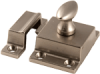 Classic Cupboard Latch, Satin Nickel -- 814576
