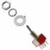Toggle Switches -- 100DP1T1B1M2QE-ND - Image