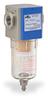 Pneumatic / Compressed Air Filter: 1/4 inch NPT female ports -- AF-223 - Image