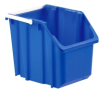 LEWISBins+ Stack and Carry Recycling Containers -- 49688