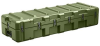 Pelican AL5616-0604 Single Lid Long Shipping Case with Foam - Olive Drab -- PEL-AL5616-0604RPF137 -Image