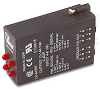 Solid-State Relay Module, Quad, VAC Output, 12 to 140 VAC, 3 A -- SSR-4-OAC-05