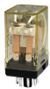 IDEC - RR2KP-UAC120V - POWER RELAY, DPDT, 120VAC, 10A, PLUG IN -- 66256 - Image