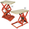 SOUTHWORTH Backsaver Compact and Lite Lift Tables -- 7220600