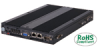 Intel(R) Fanless, Atom HDD Model -- BX-110n-DC6000-C01
