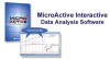 Interactive Data Analysis Software -- MicroActive