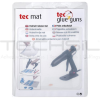 tec™ Hotmelt Silicone Surface Protector Mat Clear -- PAGG20108 -Image