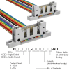 Rectangular Cable Assemblies -- H3WWH-1636M-ND -Image