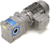 Helical Worm Gearmotor and Speed Reducer -- S Series