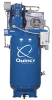 Quincy Max 7.5-HP 80-Gallon Two-Stage Air Compressor -- Model 271C80VCBM