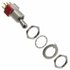 Toggle Switches -- 100DP2T7B13M3RE-ND - Image