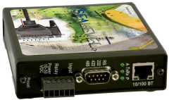 Ethernet serial server via Sealevel Systems, Inc.