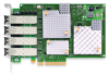 8Gb/s Fibre Channel PCI Express 2.0 Quad-Channel Host Bus Adapter -- LPe12004 FC -- View Larger Image