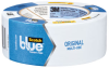 3M Scotch 2090 Long-Mask Masking Tape Blue 2 in x 60 yd Roll -- 2090 2 X 60 BLUE -Image