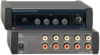 Stereo Audio Input Switcher - 4X1 -- EZ-SX4