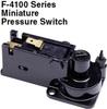 Miniature Pressure Switch -- F-4100-100