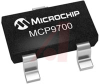 LINEAR ACTIVE THERMISTER (TM) IC (10MV/OC), SOT-23-3-TR -- 70046899 - Image