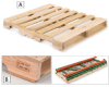 RELIUS SOLUTIONS Hardwood Pallets -- 7698300