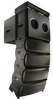 Installation Line Array -- QSC WL2082-i | WL115-sw