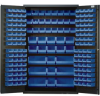 """Heavy-Duty All-Welded Storage Cabinets - 48"""" Wide - QSC-48 - Image"""