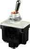 MICRO SWITCH TL Series Toggle Switch, 2 pole, 2 position, Screw terminal, Tab Lever -- 2TL5-2 -Image