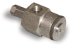 Spray Valve, Round Pattern, Tamperproof, Buna-N Seals -- A2748-2 -Image