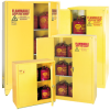 Flammable Liquid Safety Storage Cabinets -- X242