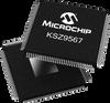 7-Port Gigabit Ethernet Switch -- KSZ9567 -Image