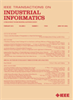 Industrial Informatics, IEEE Transactions on -- 1551-3203