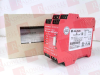 MONITORING SAFETY RELAY - INPUTS 2 N.C. 2 PNP SOLID STATE AUXILIARY OUTPUTS -- 440RC23205