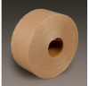 3M 6145 Kraft Water Activated Tape - 72 mm Width x 450 ft Length - 5 mil Thick - 68734 -- 051115-68734 - Image