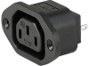 Power Entry Connectors - Inlets, Outlets, Modules -- 486-3794-ND -- View Larger Image