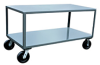4800 lb Reinforced Mobile Table -- Model LW