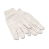 8oz Cotton Canvas Gloves, Large, Dozen -- GAX7 - Image