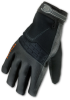 ProFlex(R) 9002 Certified Anti-Vibration Glove;L Black -- 720476-17324