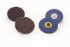 Standard Abrasives 848482 XD Non-Woven A/O Aluminum Oxide AO Quick Change Surface Conditioning Disc - Medium Grade - 3 in Diameter - 43457 -- 051141-43457