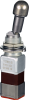 MICRO SWITCH TW Series Toggle Switch, 2 pole, 2 position, IWTS terminal, Locking Lever -- 112TW22-3D