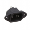 Power Entry Connectors - Inlets, Outlets, Modules -- 2057-IEC-A-1-ND
