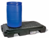 PIG Heavy-Duty Poly Spill Containment Pallet -- PAK604