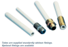 Ceramic Thermocouple Protection Tube -- PTRA / PTRM Series - Image